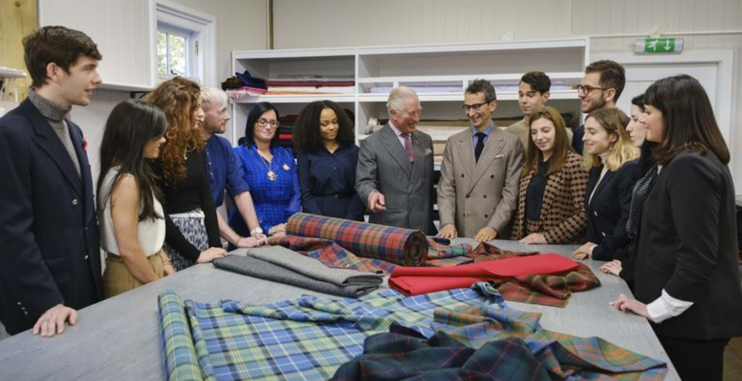 Prince Charles Is Launching His First Fashion Collection