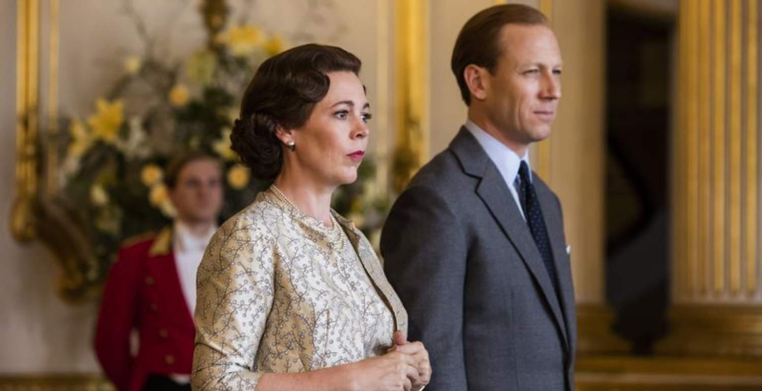 The Crown's Tobias Menzies Says He Was Paid Less Than Olivia Colman