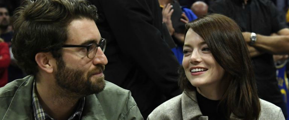 Emma Stone's Sparkler Is Giving Us Major Engagement Ring Inspiration