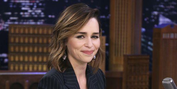 Emilia Clarke Asks for No More Fan Selfies