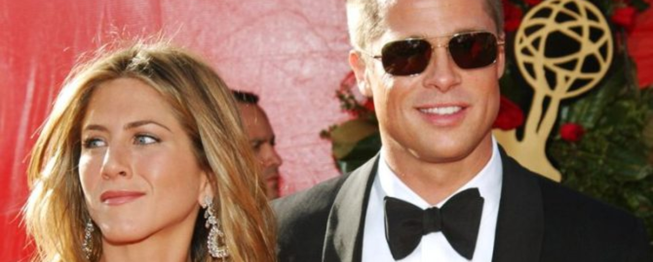 "Jennifer Aniston and Brad Pitt ""Might Seem Flirtatious at Times,"" According to a New Report"