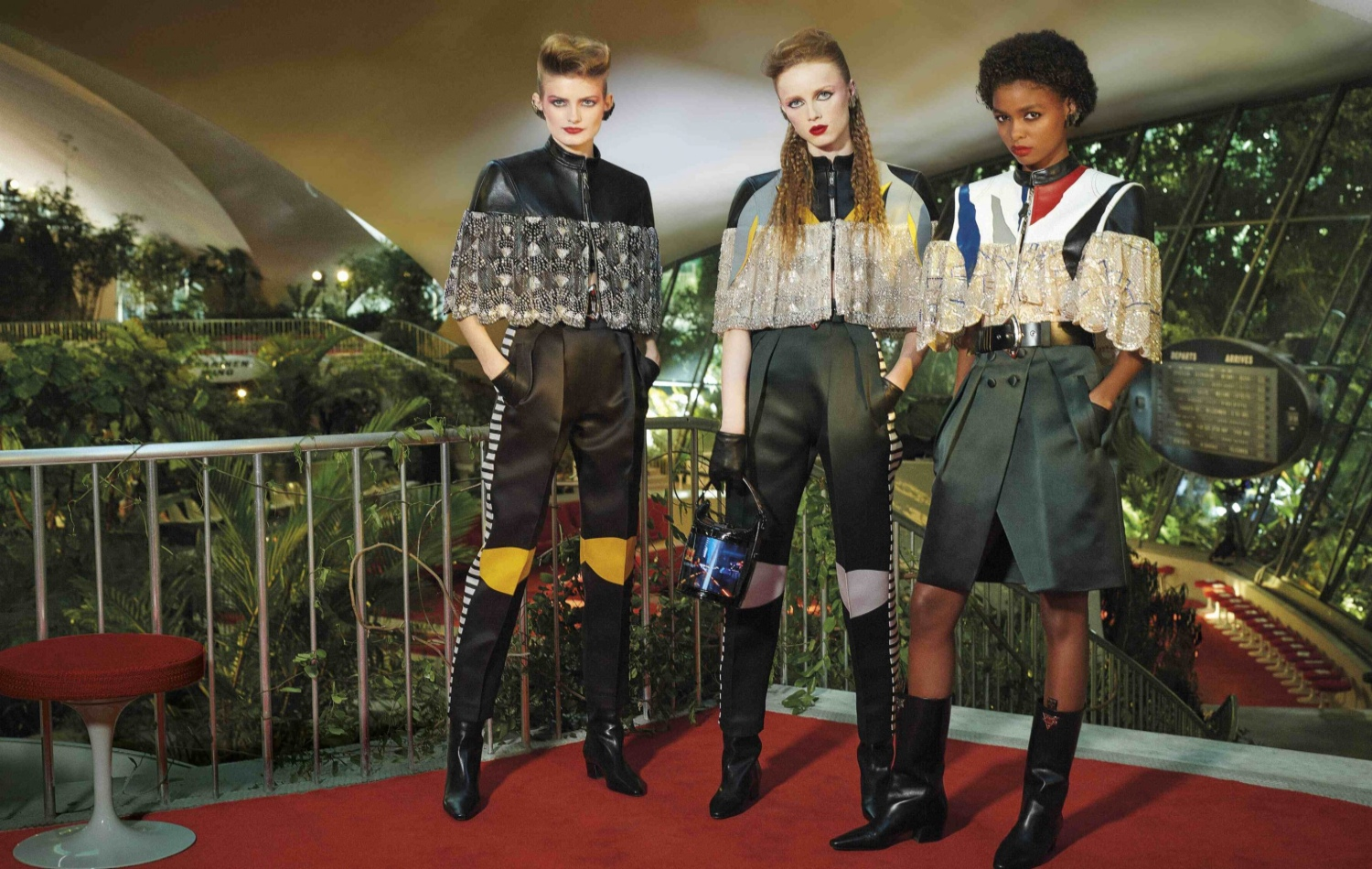 A New Future At Louis Vuitton Cruise '20