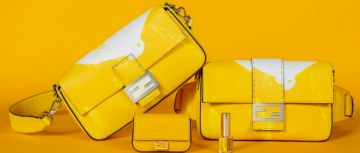 Fendi has made the first scented bag in its iconic Baguette design