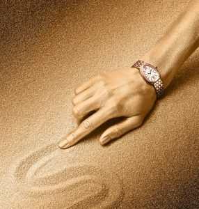 Born to be gold in the Serpenti Seduttori Rose Gold and Diamonds