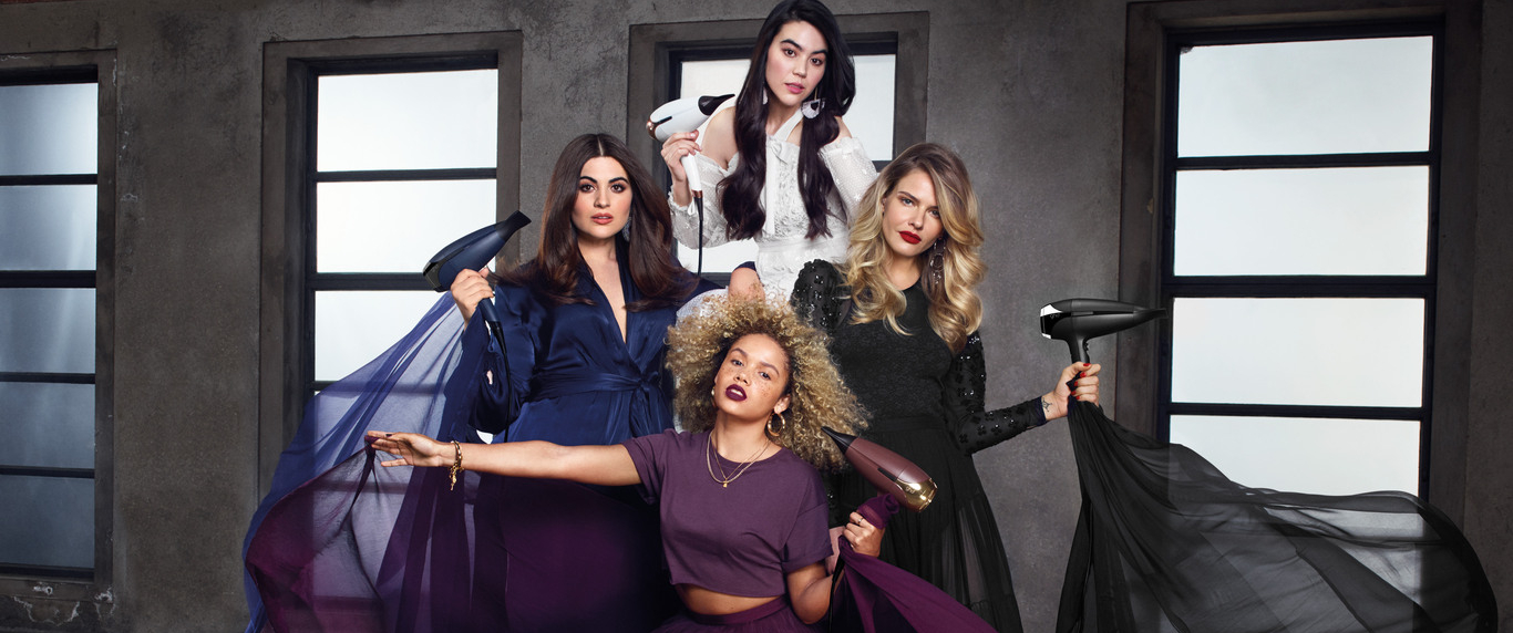 ghd Introduces Its Best Hair Dryer Ever