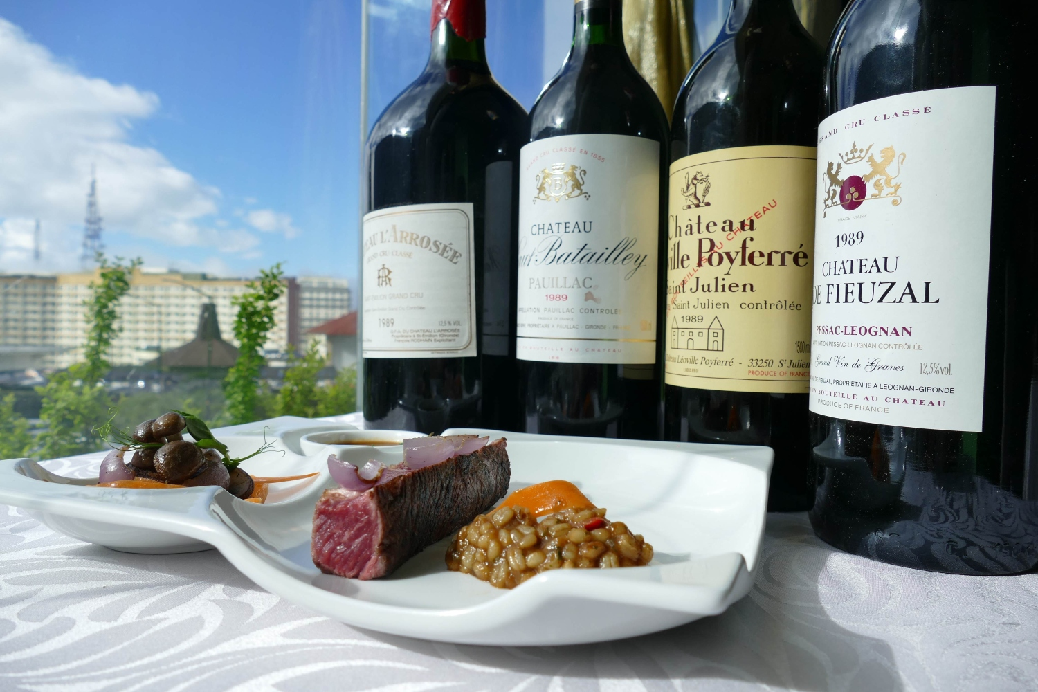 A Step Into 1989 With Resorts World Genting's Bordeaux Wine Dinner
