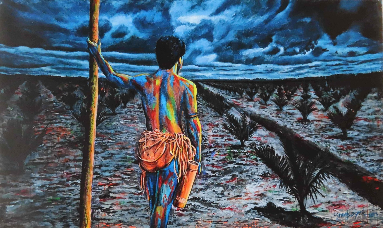 The Great Value of Malaysian Indigenous Artists' Artwork