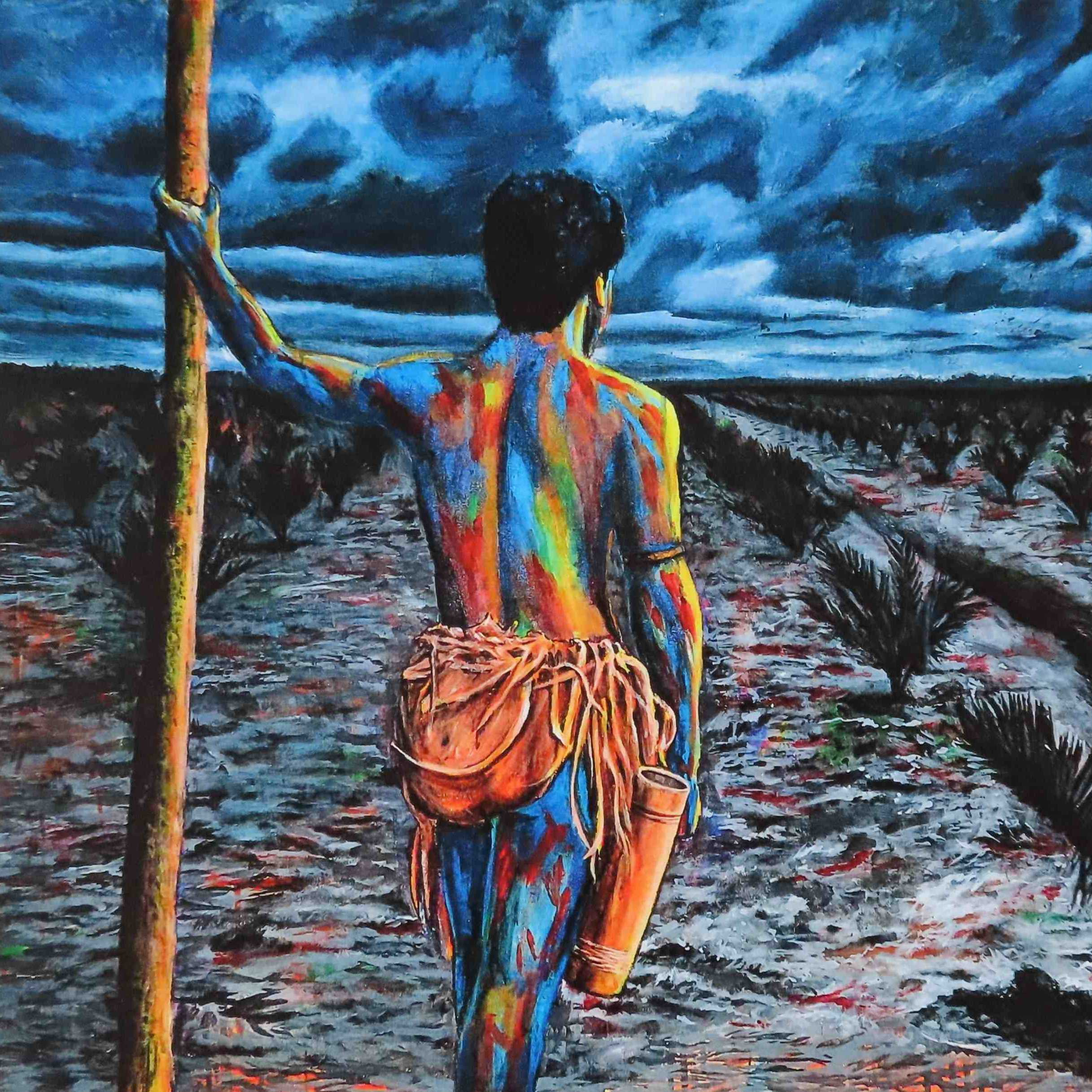 The Great Value Of Malaysian Indigenous Artists Artwork Harper S Bazaar Malaysia