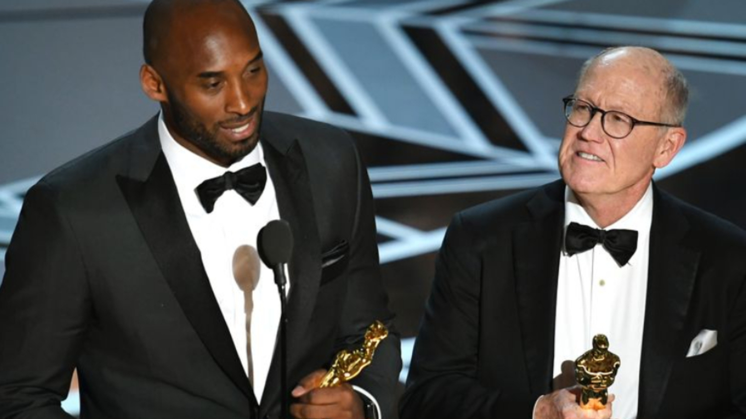 Kobe Bryant will be honoured at this year's Oscars