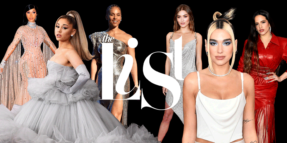 The Best Dressed at the 2020 Grammy Awards