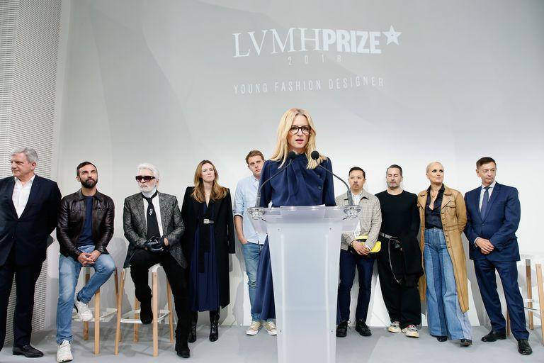 Gigi Hadid to Join LVMH Prize Panel