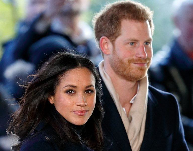 Meghan Markle and Prince Harry Are Officially Stepping Down as Senior Members of the Royal Family