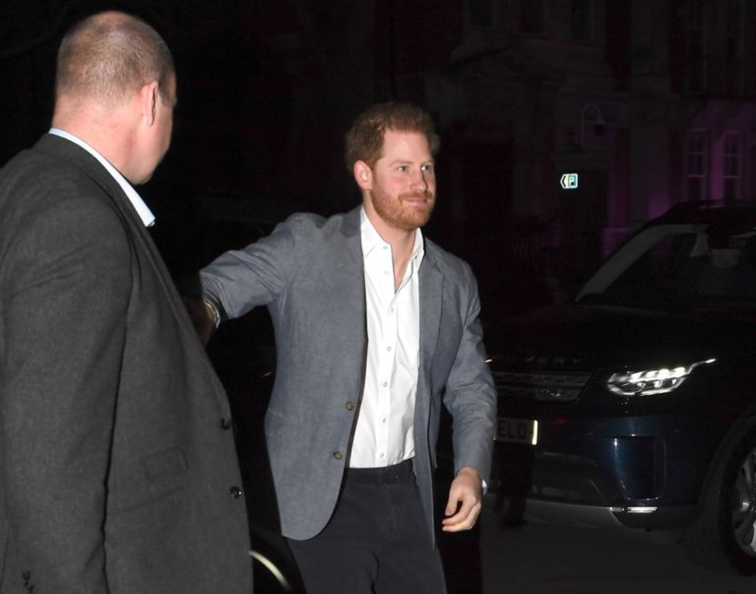 "Prince Harry Speaks of ""Great Sadness"" at Stepping Down from the Royal Family"