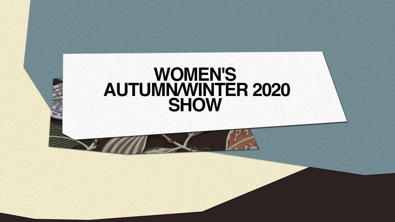 LIVESTREAM: Salvatore Ferragamo Women's  Autumn/Winter 2020