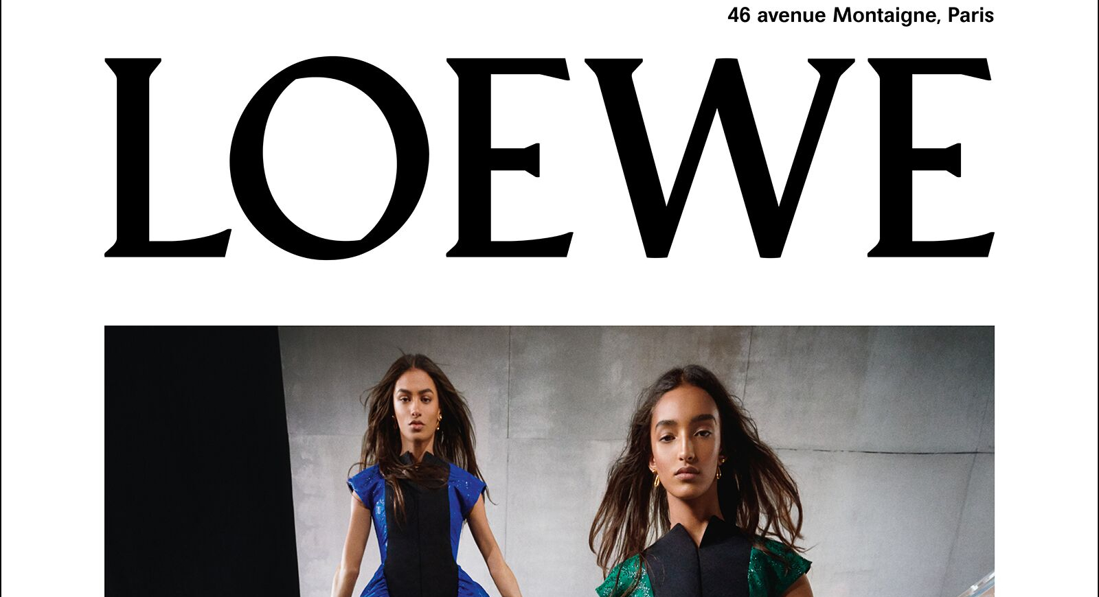 LIVESTREAM: Loewe Women's Autumn/Winter 20-21