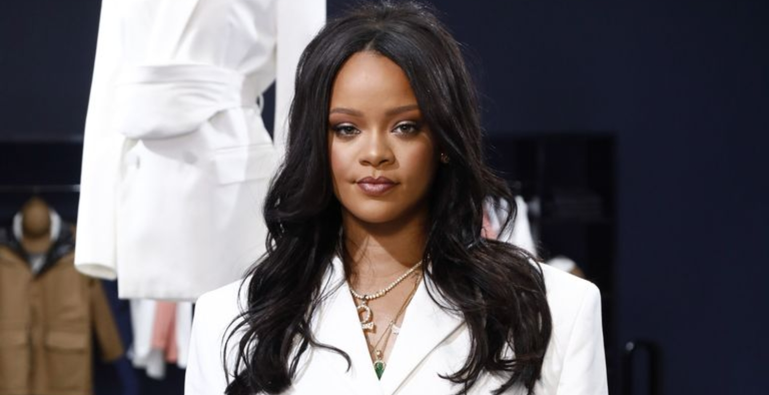 Rihanna Will Receive the NAACP President's Award