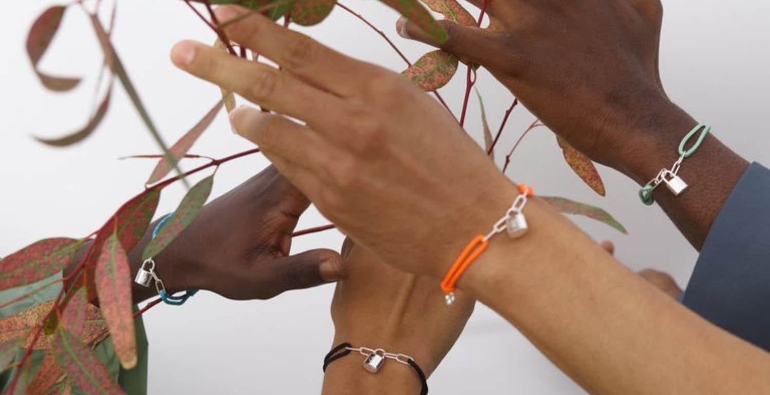 Virgil Abloh's Louis Vuitton Bracelets Will Provide Funds for Children in Need