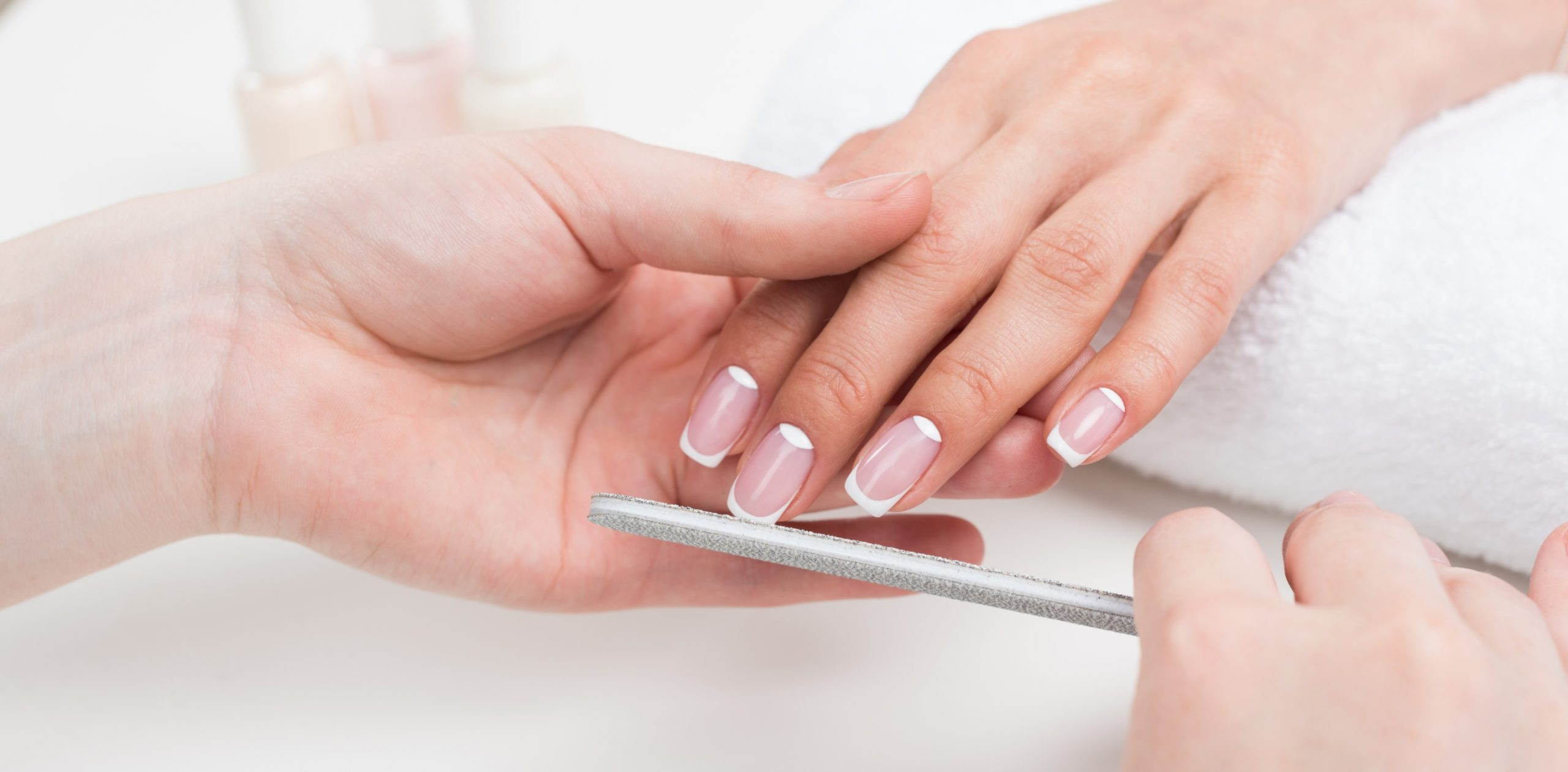 The Easiest Way to Nail Your At-Home Manicure
