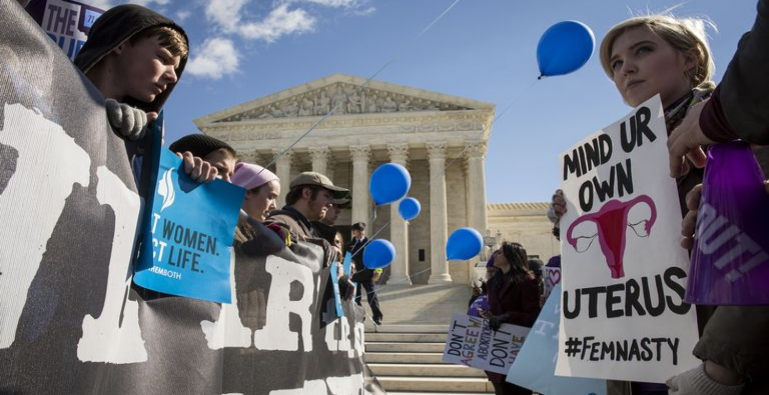 How Today's Supreme Court Abortion Case Could Affect Your Reproductive Rights