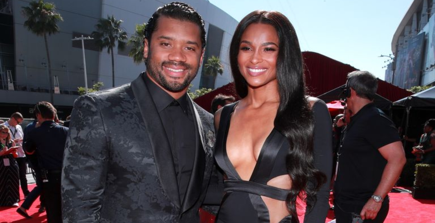 Ciara and Russell Wilson Donate One Million Meals to a Seattle Food Bank