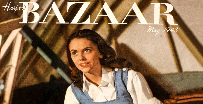 The Beginning Of Harper's BAZAAR — The First in Fashion