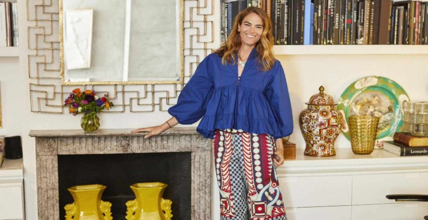 JJ Martin on living in Milan, her brand, and obsession with all things vintage