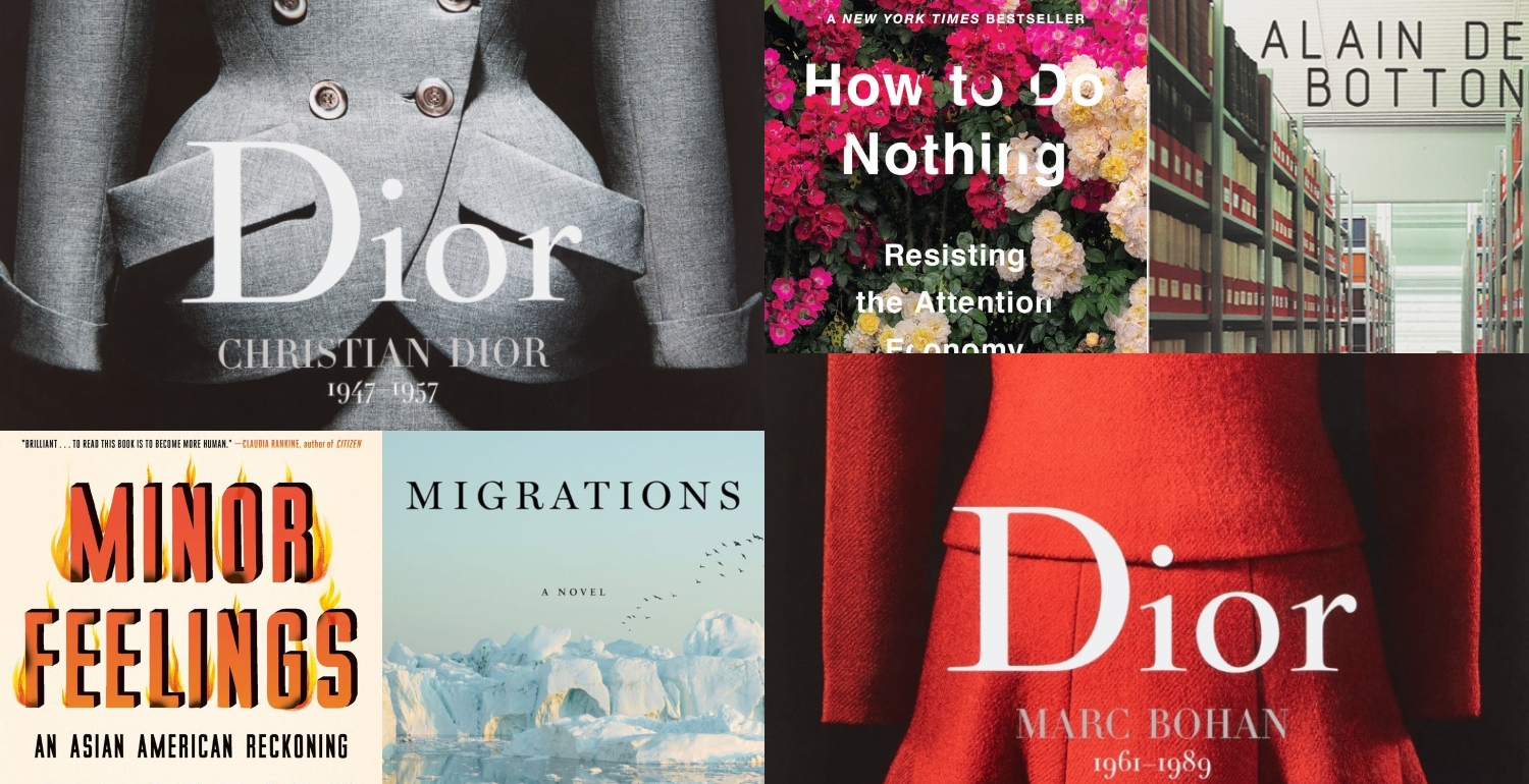 Best Books To Read While Social Distancing