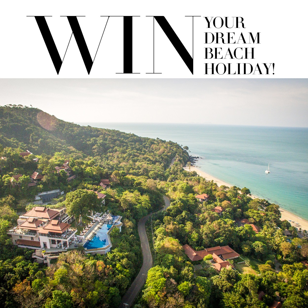 WIN Your Dream Beach Holiday at The Stunning Pimalai Resort & Spa, Thailand!