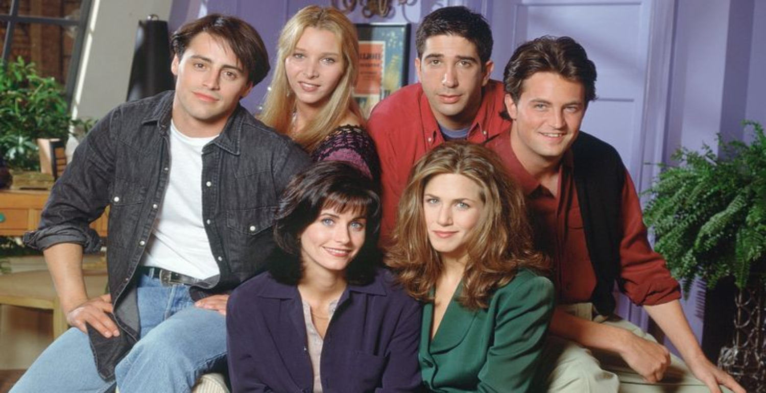 A Friends Reunion Special Is Really Happening