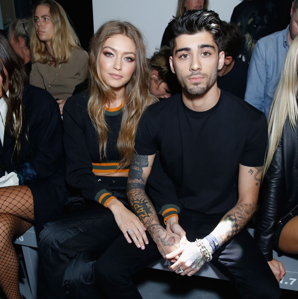 Gigi Hadid is Reportedly Pregnant, Expecting Baby with Zayn Malik