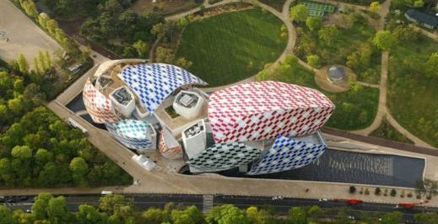 Plan Your Visit Virtually At The Fondation Louis Vuitton