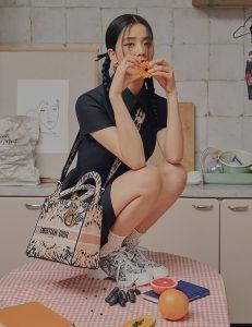 Blackpink Jisoo Dior
