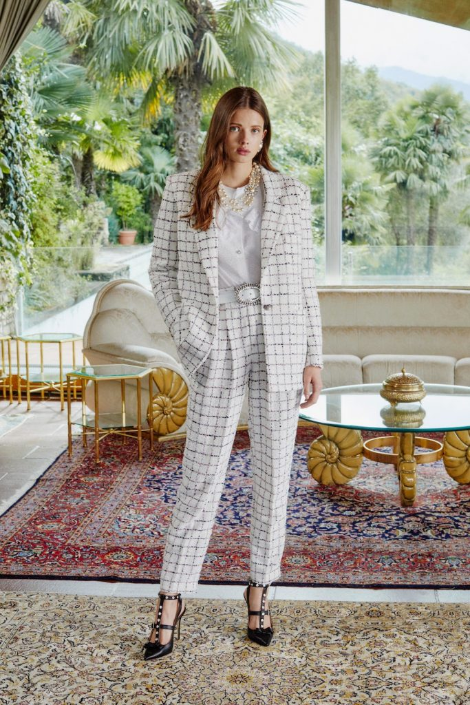 Stylish workwear attire