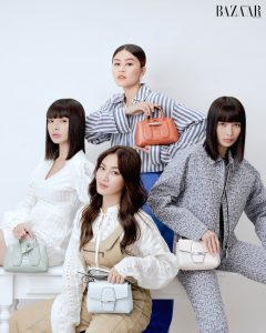 Longchamp x Bazaar