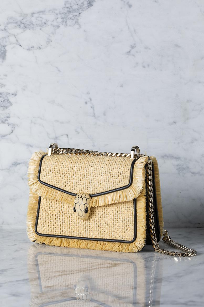 Bvlgari oasis handbag
