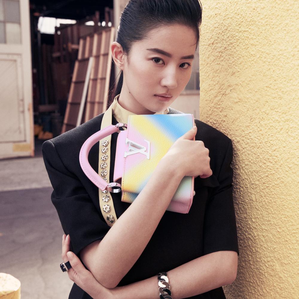 Liu YiFei Capucines