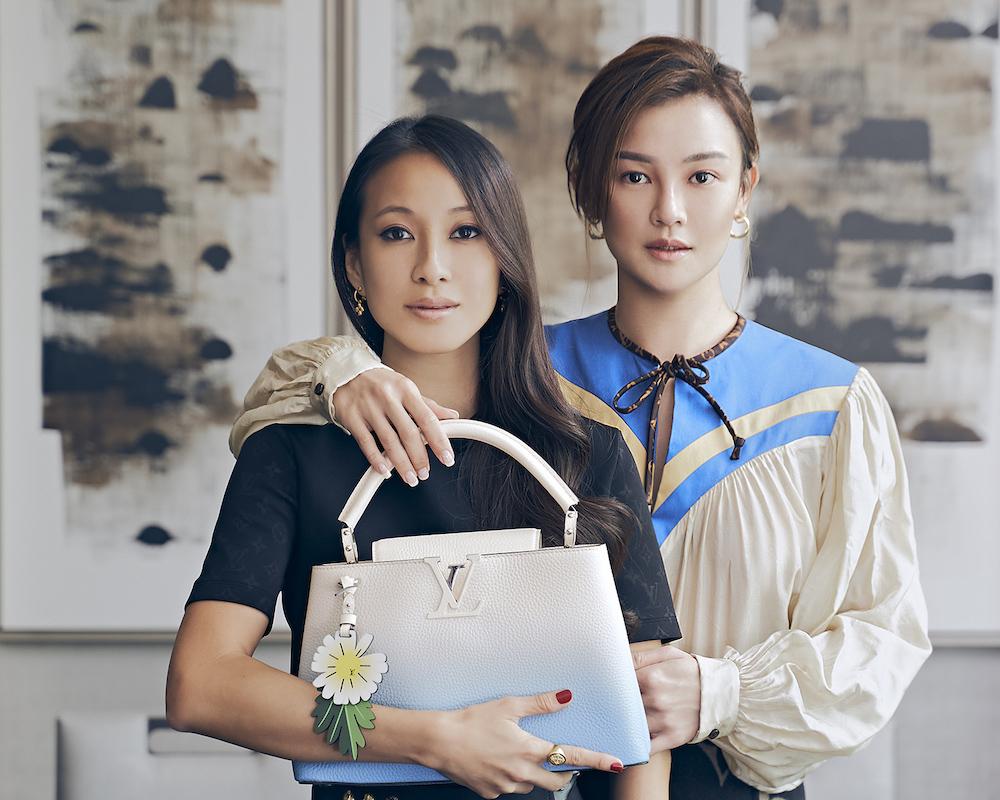 Louis Vuitton Bazaar Capucines