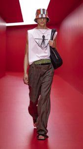 Prada Menswear SS22