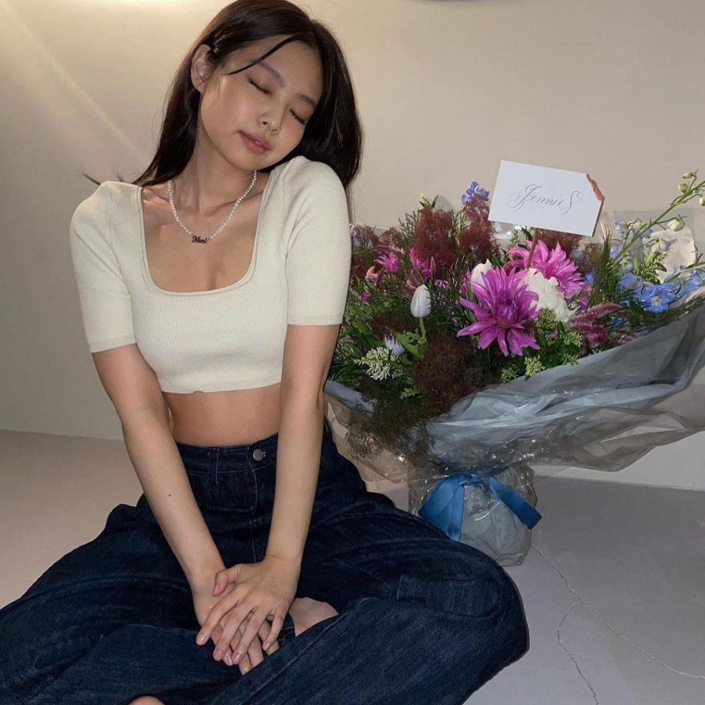 Jennie's necklace
