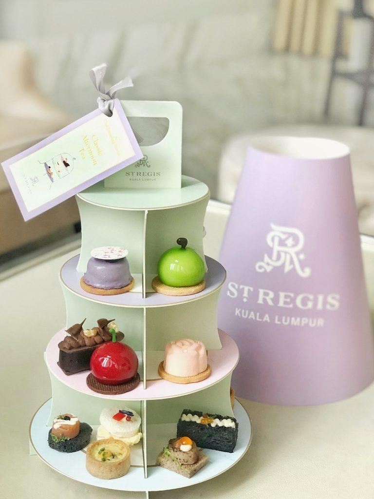 St. Regis Afternoon Tea Set