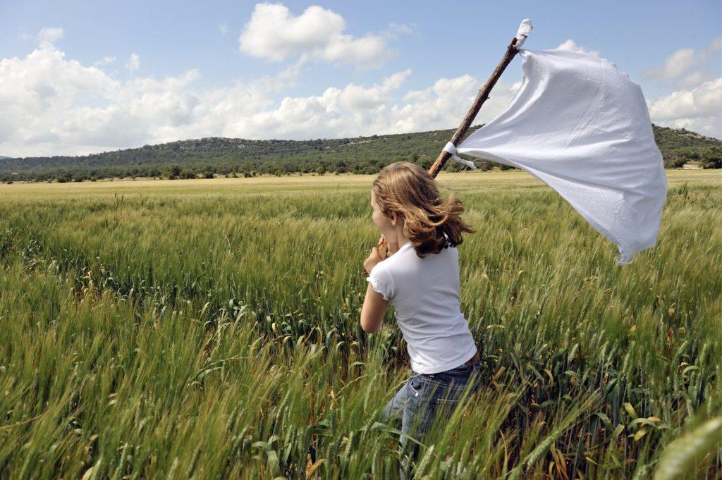 #BenderaPutih