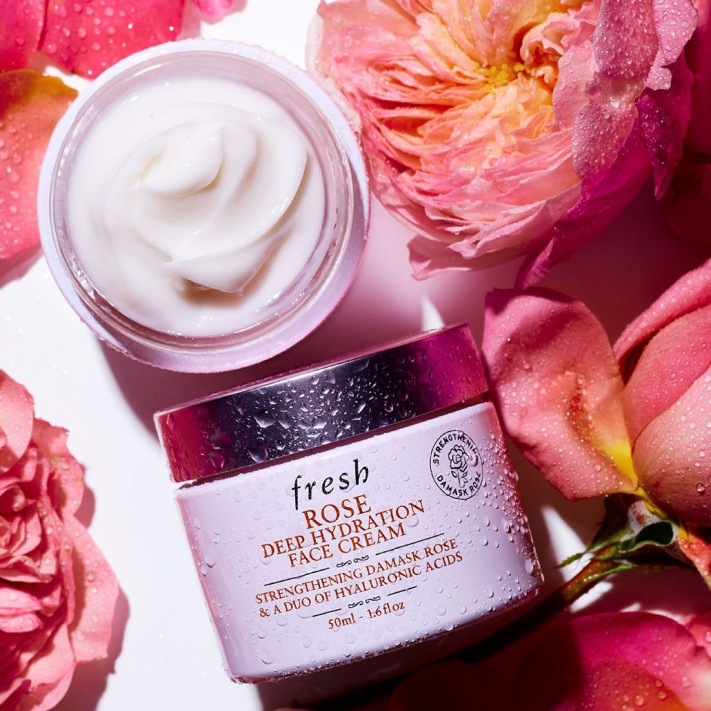 Rose-Infused Beauty Products
