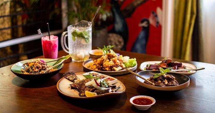 Chef Wan food