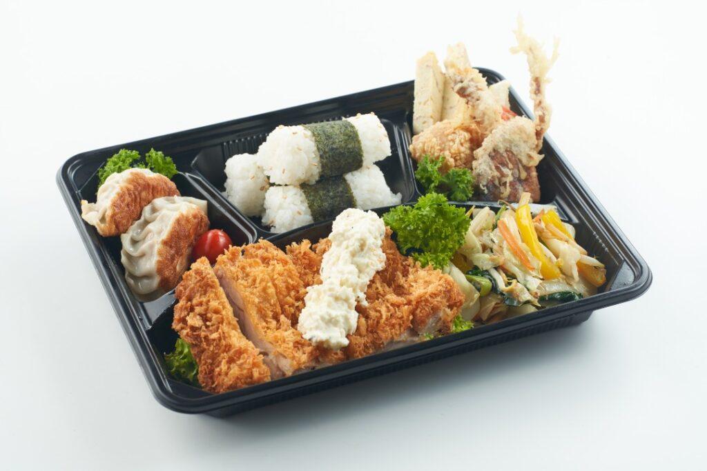 1. Chicken Nanban Bento