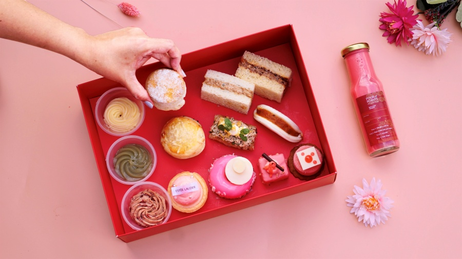 The Chinatown Flair Afternoon Tea