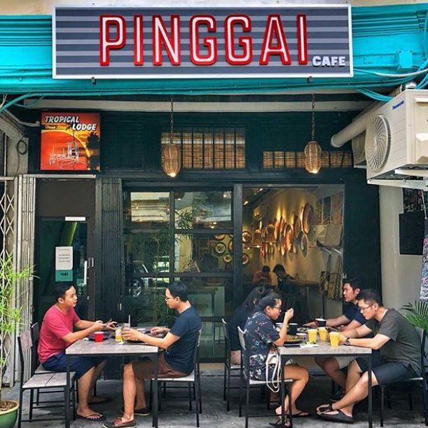 pinggai